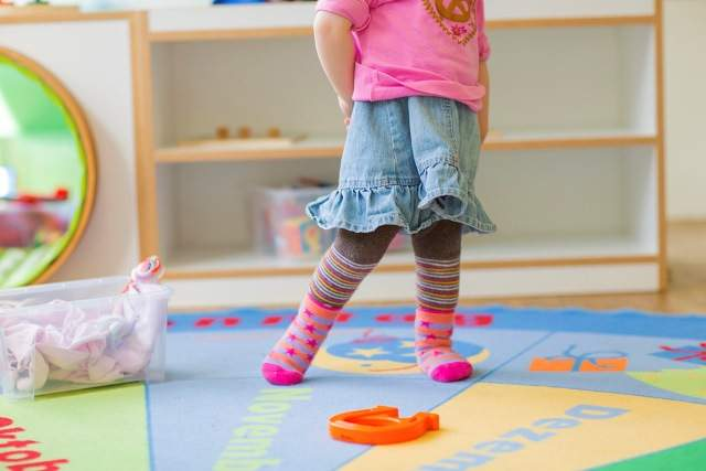 Sauberkeitserziehung - Krippe und Kindergarten - Wichtel Akademie München
