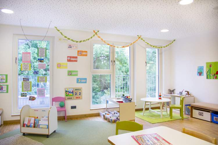 Wichtel Akademie München-Nymphenburg