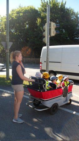 Kinderwagen - Kinder - Wichtel Akademie München