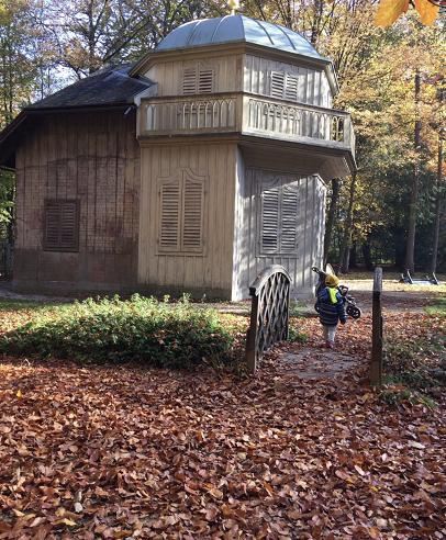 Hexenhäusle-Nymphenburger-Schlosspark