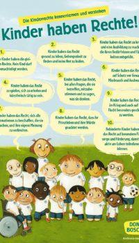 Kinderrechte-Plakat
