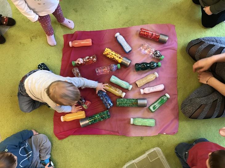 Krippe Kindergarten Sendling Westpark Wichtel Akademie