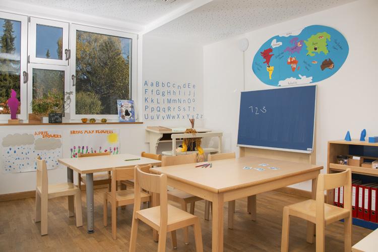 Crèche & kindergarten Harlaching Mitte   Wichtel Akademie Munich