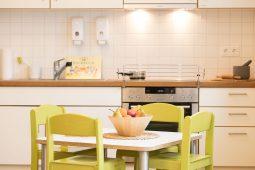 Kinderküche in der Kita