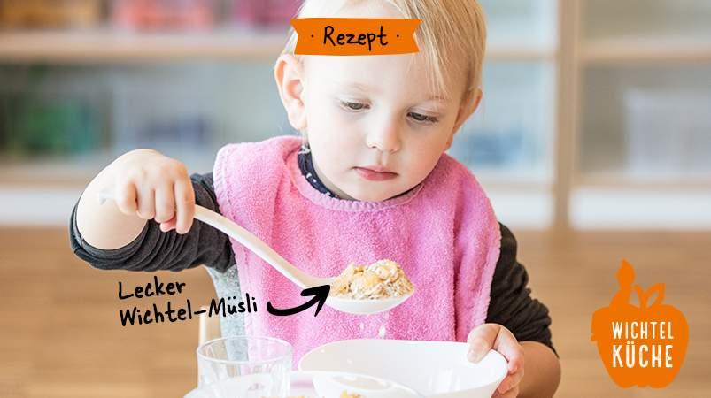 Rezept Wichtel-Müsli