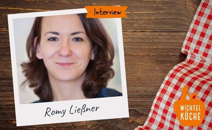 Pädagogin Romy Ließner