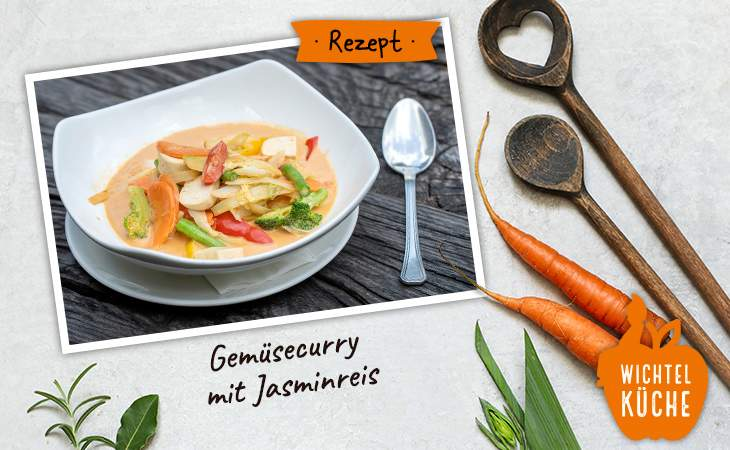 Rezept Gemuesecurry