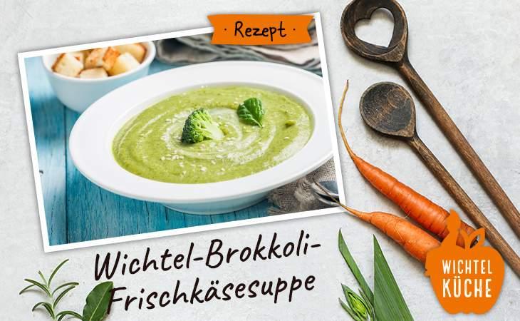 Rezept für beliebte Gemüsesuppe
