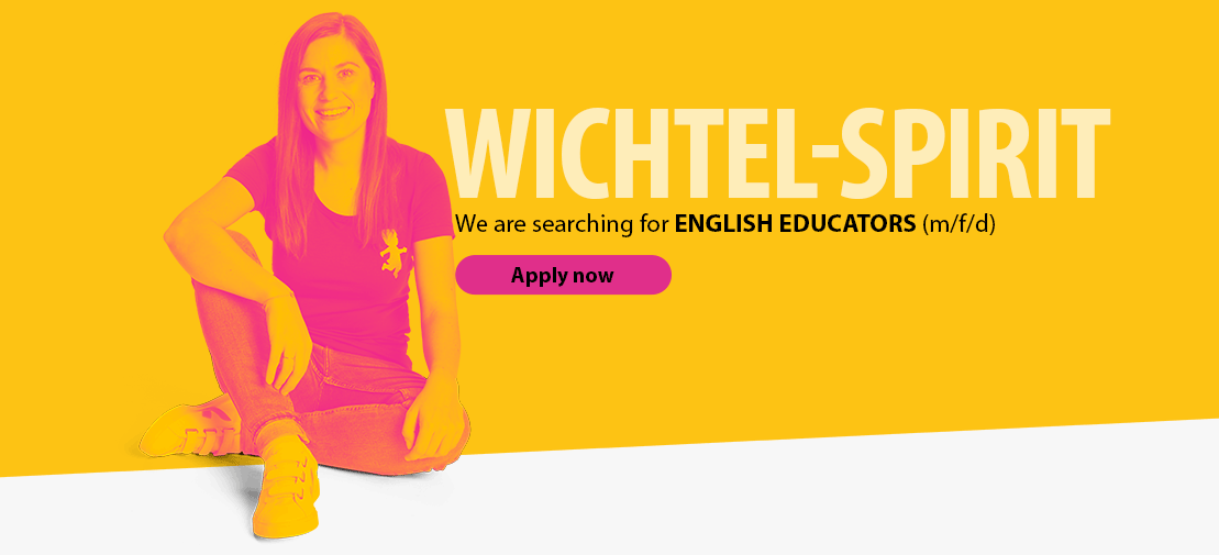 Job as an english educator