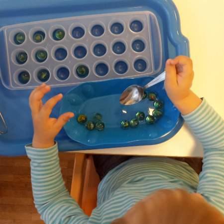 Tablett - Kind - Spiel - Wichtel Akadamie München
