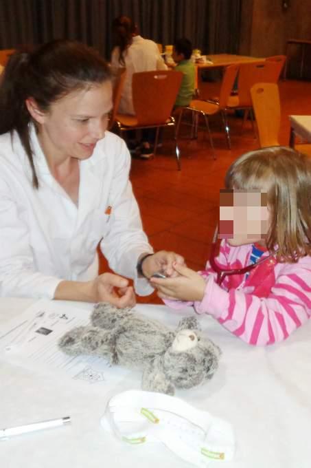 Kinderkrankenhaus - Arzt - Wichtel Akademie München