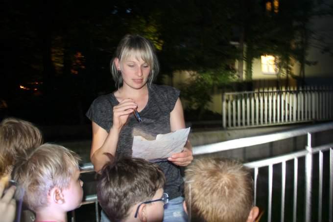 Brief - Nacht - Wichtel Akademie München