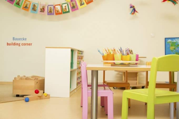 Krippe & Kindergarten Schwabing Biederstein | Wichtel Akademie