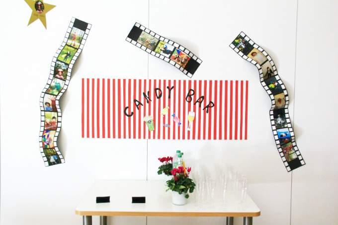 Süßigkeiten - Bar - Wichtel Akademie München