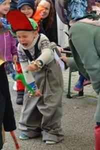 Clown - Zirkus - Wichtel Akademie München