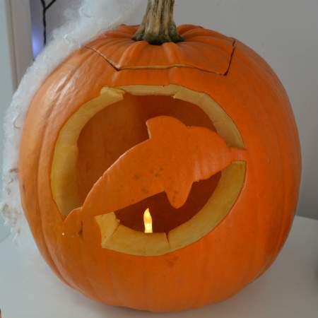 Kürbis - Halloween - Wichtel Akademie München