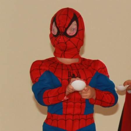 Spiderman - Halloween - Wichtel Akademie München