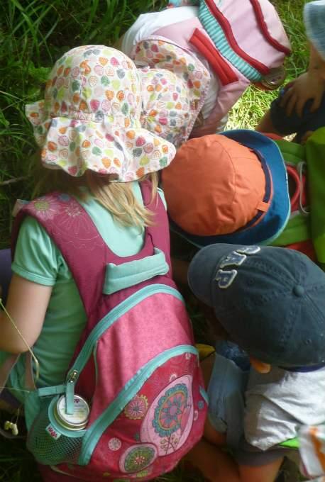 Kindergarten-Biederstein-Englischer-Garten-entdecken - Wichtel Akademie München