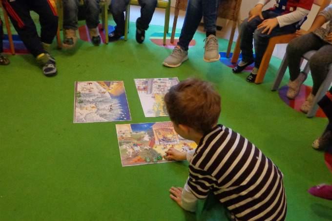 Spiele - Kind - Freispiel - Wichtel Akademie München