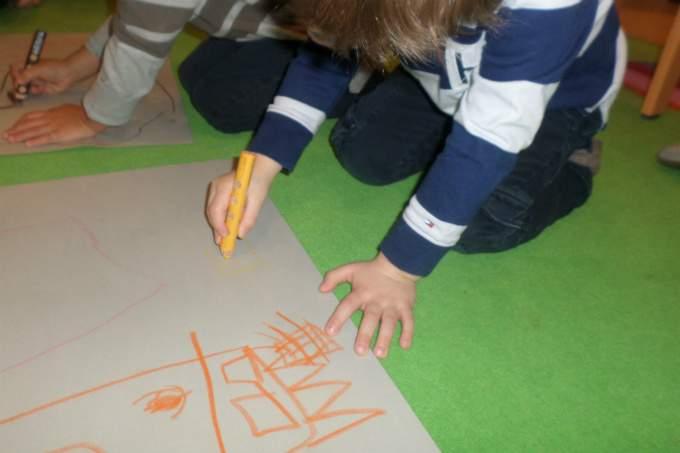 Zeichnen - Kind - Wichtel Akademie München