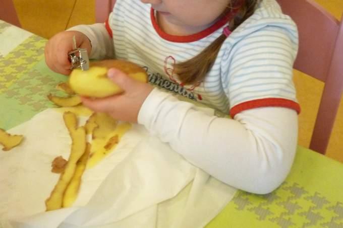 Kartoffel - kochen - Wichtel Akademie München