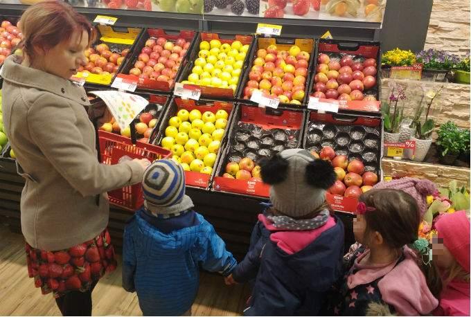 Supermarkt - Kita - Wichtel Akademie München