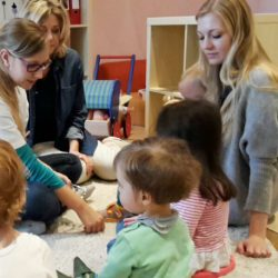 Kinderkrankenschwester - Kindertagesstätte - Wichtel Akademie München