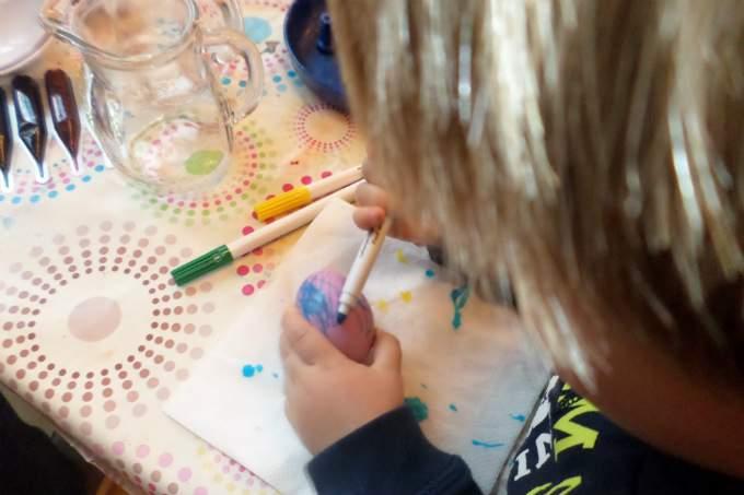 Farben - Eier - Wichtel Akademie München