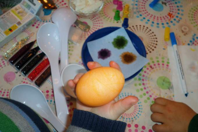 Eier - Ostern - Wichtel Akademie München