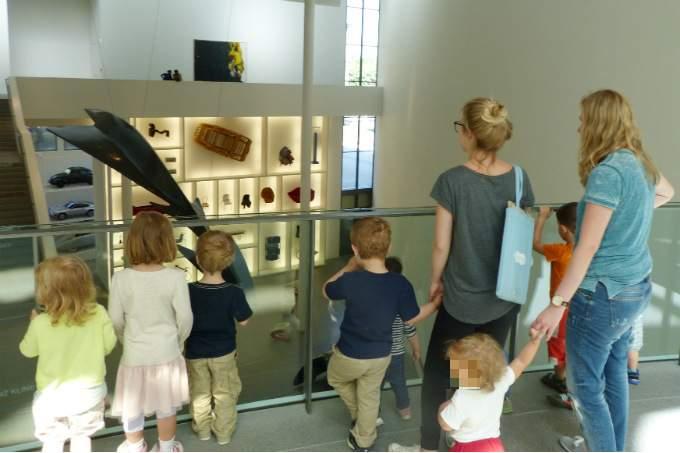 Pinakothek -Pasing - Ausflug - Wichtel Akademie München