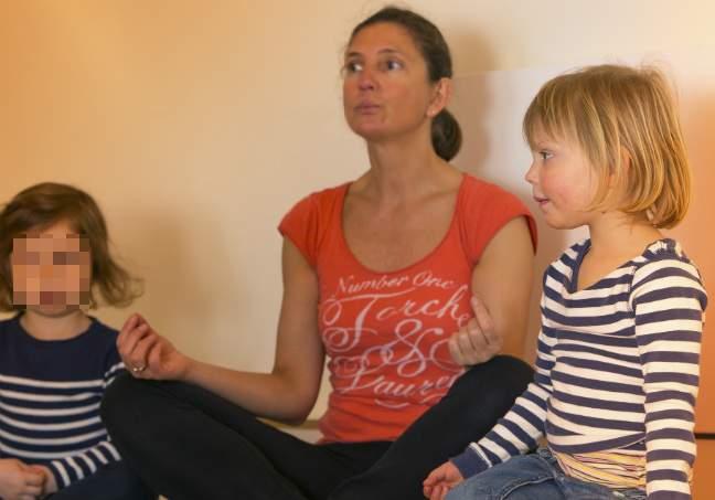 Meditation - Kinder - Wichtel Akademie München
