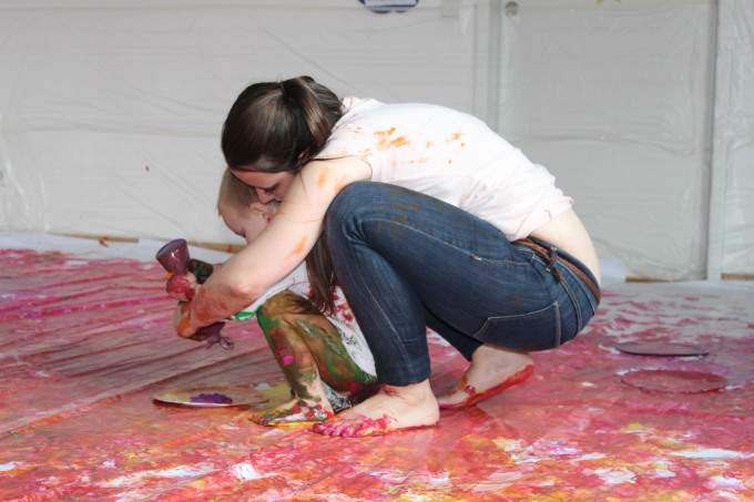 Trudering - Farbe - Wichtel Akademie München