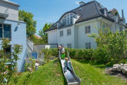 Außenbereich Kita Harlaching-Mitte Wichtel Akademie München
