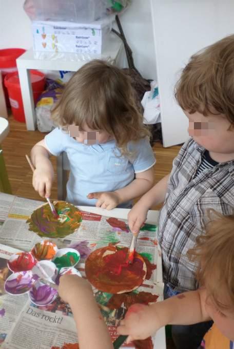 Malen Unterricht - Wichtel AkademieMünchen