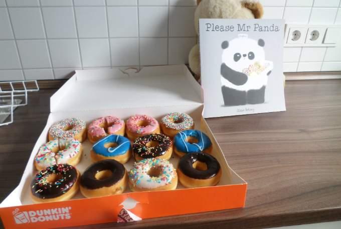 Doughnuts - Kind - Wichtel Akademie München