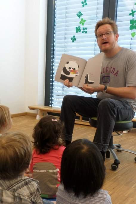 Kita - Englisch - Speaker - Wichtel Akademie München