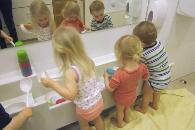 Kinder - Wasser - Wichtel Akademie München