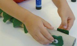 Krokodil-Naturmaterialien-Biederstein - Wichtel Akademie München