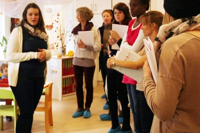 Lena - Fachtage - Praxis - Wichtel Akademie München