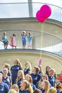 Luftballon - Fest - Wichtel Akademie München