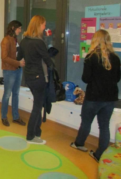 Eltern - Elternabend - Wichtel Akademie München