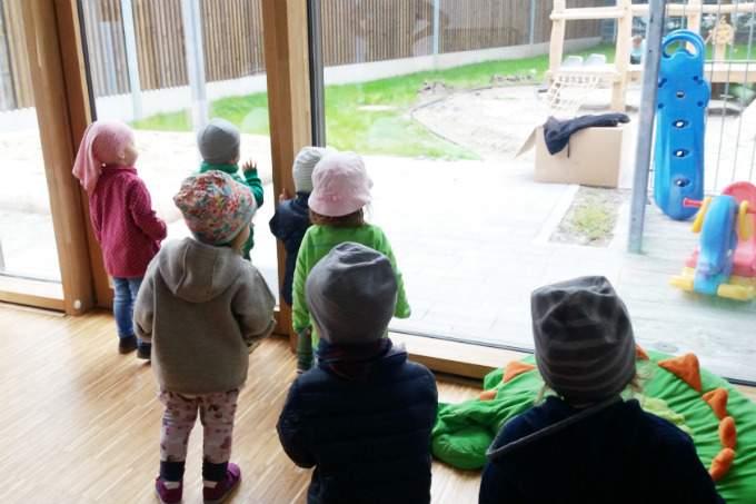 Garten - Kinder - Nymphenburg - Wichtel Akademie München