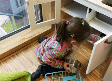 Küche - Kinder - Wichtel Akademie München