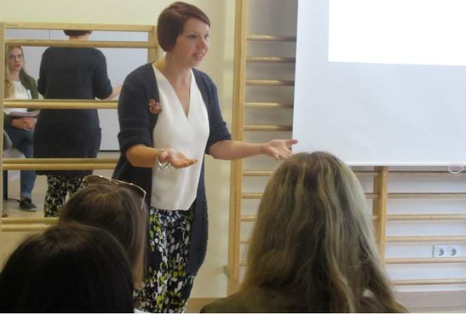 Praxisfachtag - Frau - Wichtel Akademie München