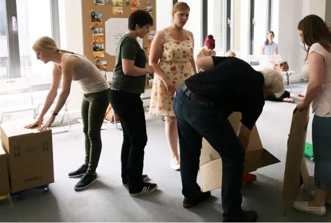 Praxisfachtag-Hof-Psychomotorik- Wichtel Akademie München