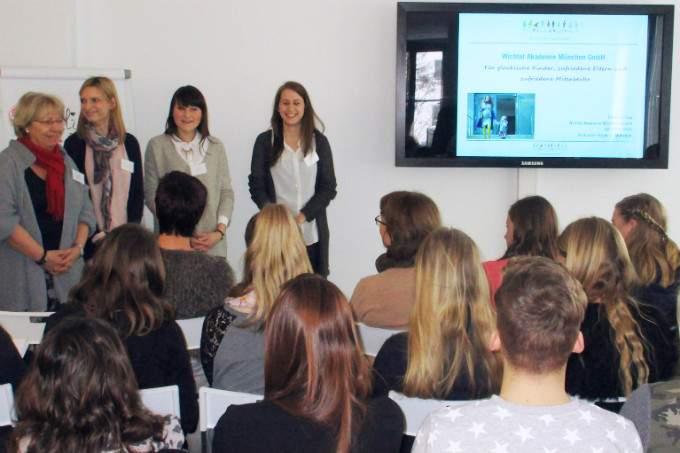 Vortrag - Präsentation - Wichtel Akademie München