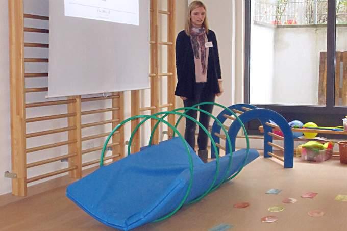 Praxis - Spiel - Tunnel - Wichtel Akademie München