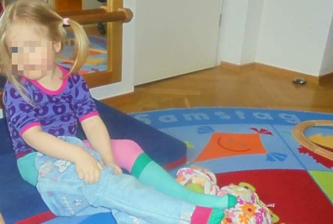 Anziehen - Kinder - Wichtel Akademie München