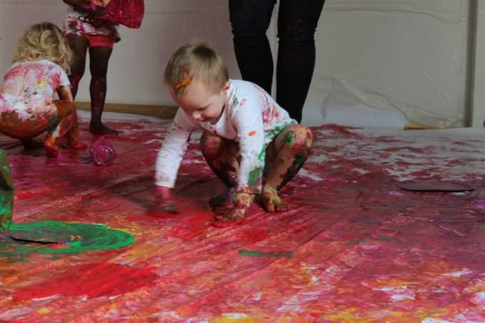 Farbe - Kind - Wichtel Akademie München