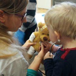 Stetoskop - Kindertagesstätte - Wichtel Akademie München